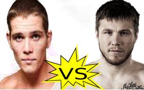 Jordan Mein vs. Dan Miller