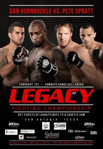 Legacy-FC-17-Spratt-Hornbuckle-poster