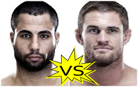 Makdessi vs Cruickshank UFC 158
