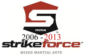 Strikeforce logo 2006-2013