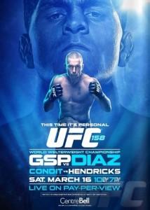 UFC_158_Poster