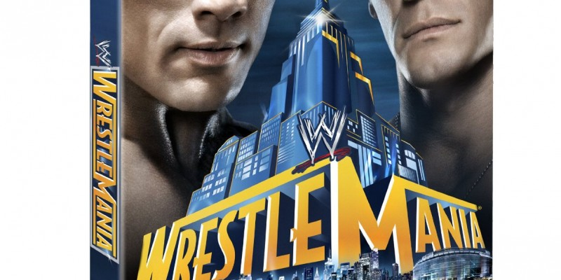 WWE: WrestleMania 29 DVD review
