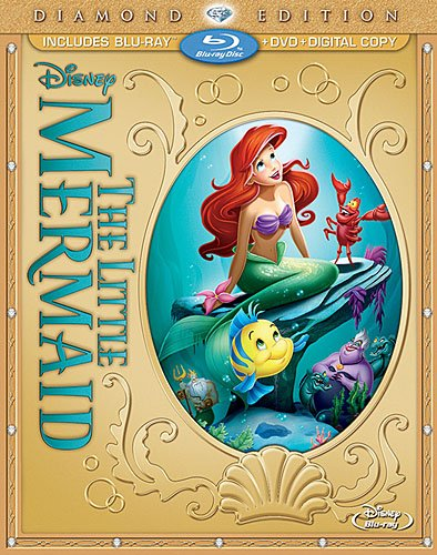 The Little Mermaid Diamond Edition Blu-ray review