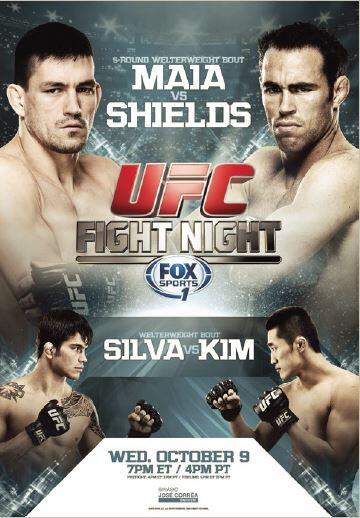 Ringside Report Radio. October 4, 2013. UFC Fight Night 29 preview now online