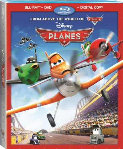 Planes Blu-ray combo review