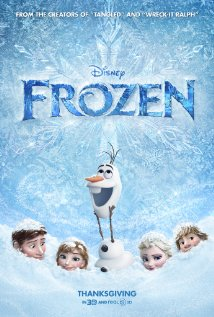 Disney's Frozen review
