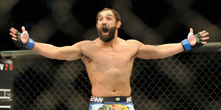 Tune in Alert! Johny Hendricks on Ringside Report Radio Tonight!