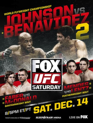 UFC on FOX 9 quick results