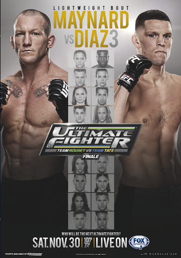 Ringside Report Radio November 29: TUF 18 Finale preview. Now online