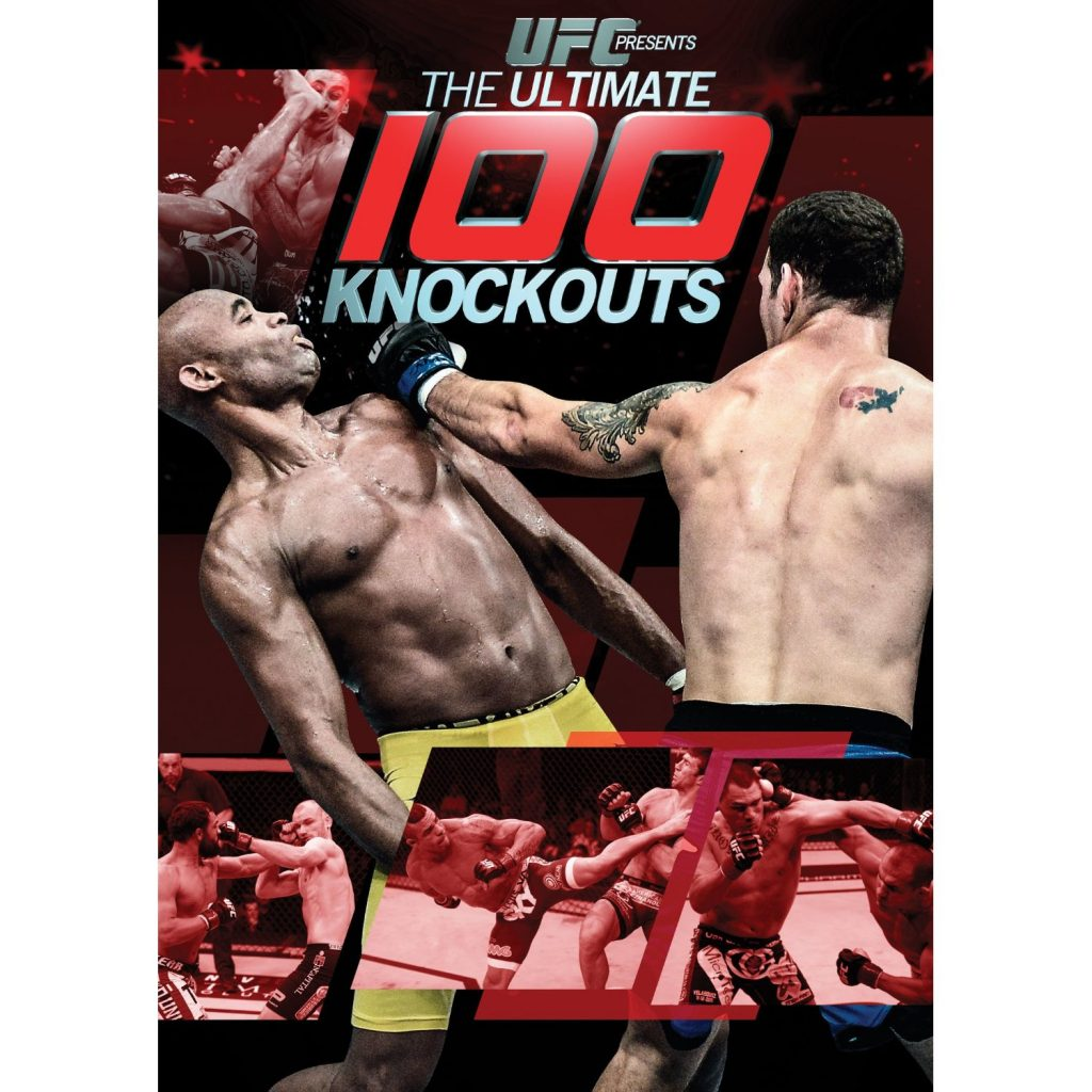 UFC: Ultimate 100 Knockouts DVD review