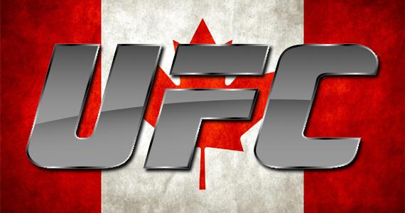 UFC 2014 Canadian Schedule