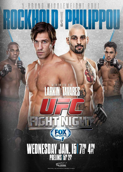 Ringside Report Radio January 10: UFC Fight Night 35 preview. Now online