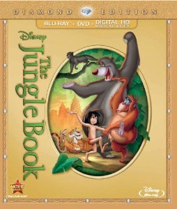 The Jungle Book Diamond Edition Blu-ray review