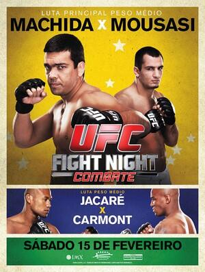 UFC Fight Night 36 results