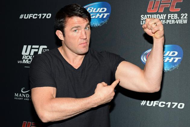Ringside Report Radio February 26 with Chael Sonnen. Now online