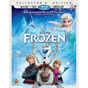 Disney's Frozen Blu-ray combo pack review