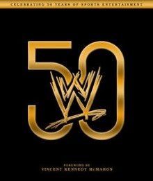 WWE 50 book review