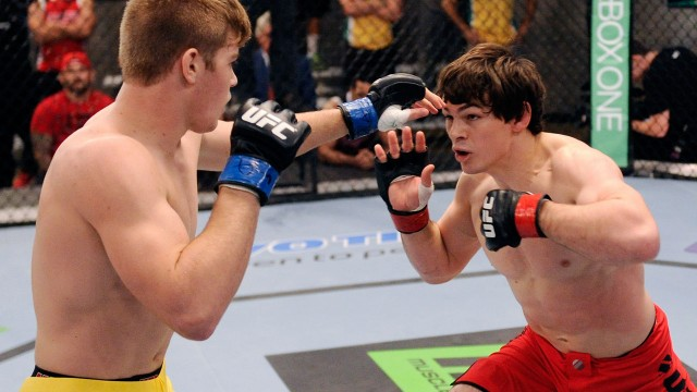 Ringside Report Radio February 28 with GSP and Olivier Aubin-Mercier now online