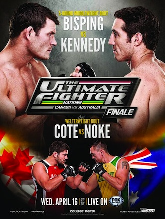 Ringside Report Radio April 11: TUF Nations Finale preview. Now online