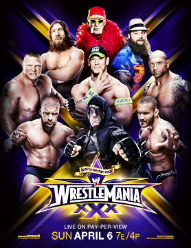 Wrestling Uncensored EP. 181: Wrestlemania XXX preview. Now online