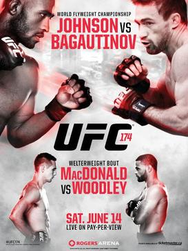 UFC 174 results