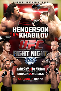 UFC Fight Night 42 results