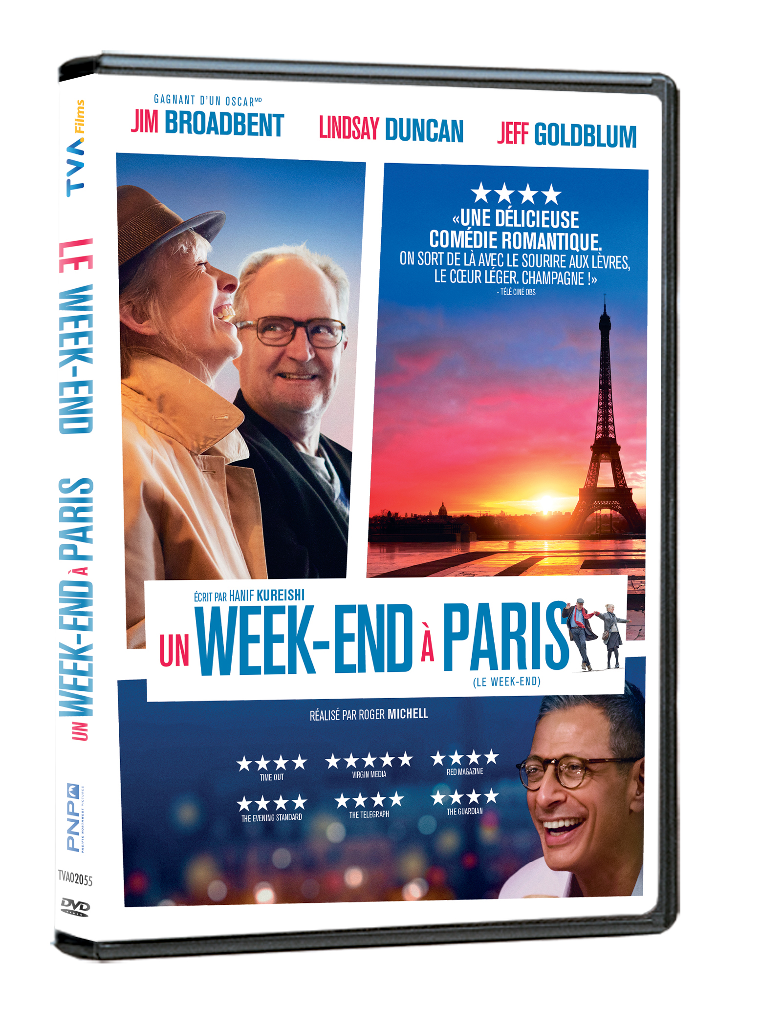 Un Week-End a Paris DVD 3D