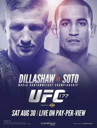 UFC 177 results