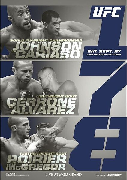 Ringside Report Radio UFC 178 preview with Patrick Cote now online