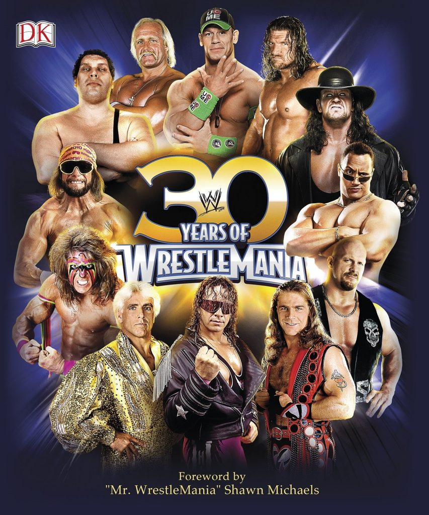 30 Years of WrestleMania book review