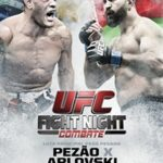 UFC_Fight_Night_51_Bigfoot_vs._Arlovski_2_Poster