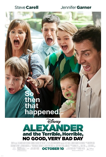Alexander and the Terrible, Horrible, No Good, Very Bad Day review