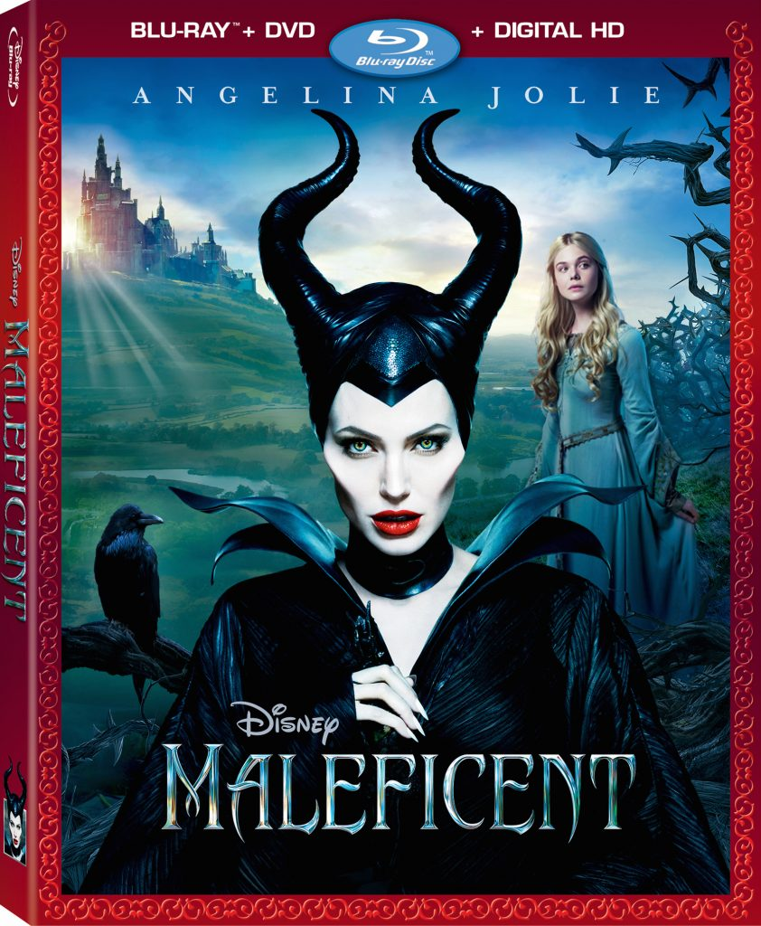 Maleficent Blu-ray combo pack review