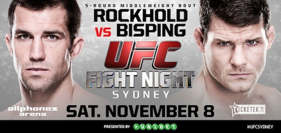 Ringside Report Radio UFC FN 55 preview now online