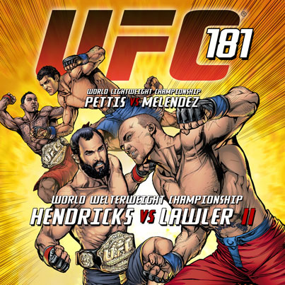 Ringside Report Radio UFC 181 preview now online