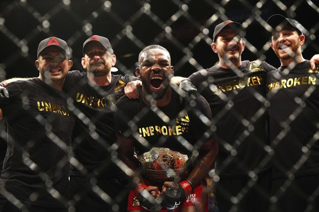 Top 10 MMA Rankings- February 2015