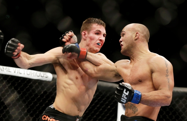 Ringside Report Radio w/ Robbie Lawler and Rory MacDonald now online