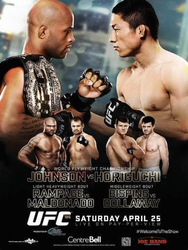 Ringside Report Radio UFC 186 preview special now online