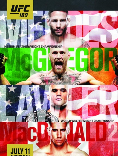 Ringside Report Radio UFC 189 preview now online