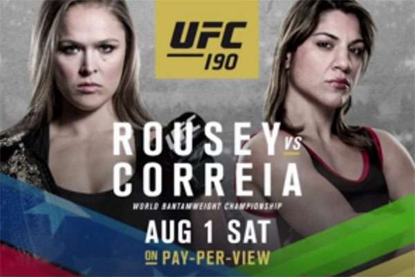 Ringside Report Radio UFC 190 preview now online