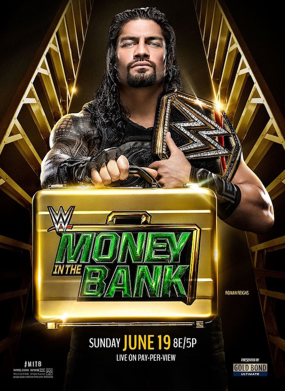 Wrestling Uncensored EP. 291: WWE Money in the Bank preview