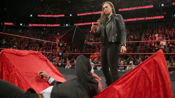 Wrestling Uncensored: WWE Chamber review