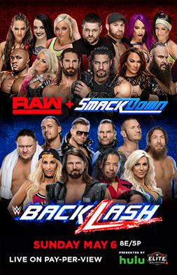 Wrestling Uncensored post- WWE Backlash special