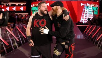 Kevin Owens Qualifies for Money in the Bank on Raw EP. 389